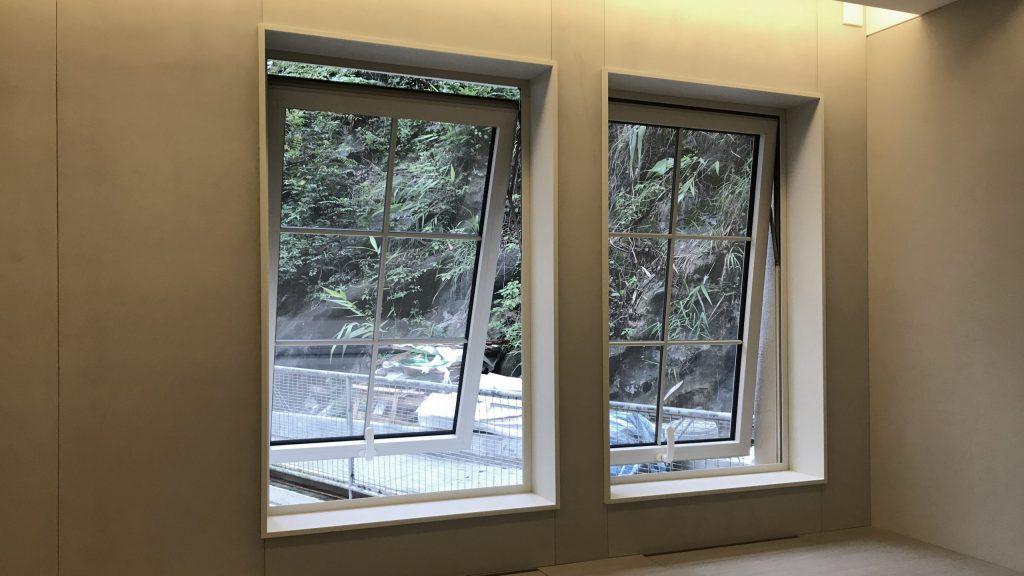 Bowen Mansion - Window - Aliplast 4