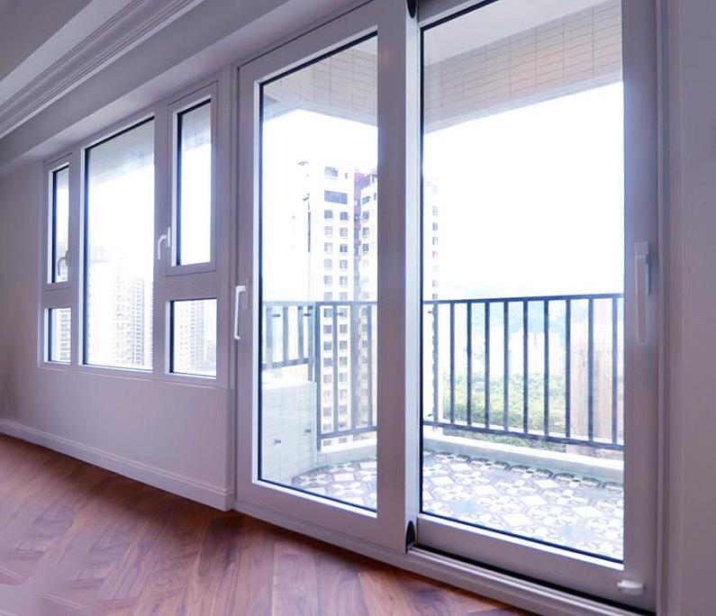 JS - Aluminium Windows in Hong Kong 香港優質鋁窗公司 – Phantom Screens Mosquito Net Installation 防蟲網窗紗 - Flora Garden慧景園