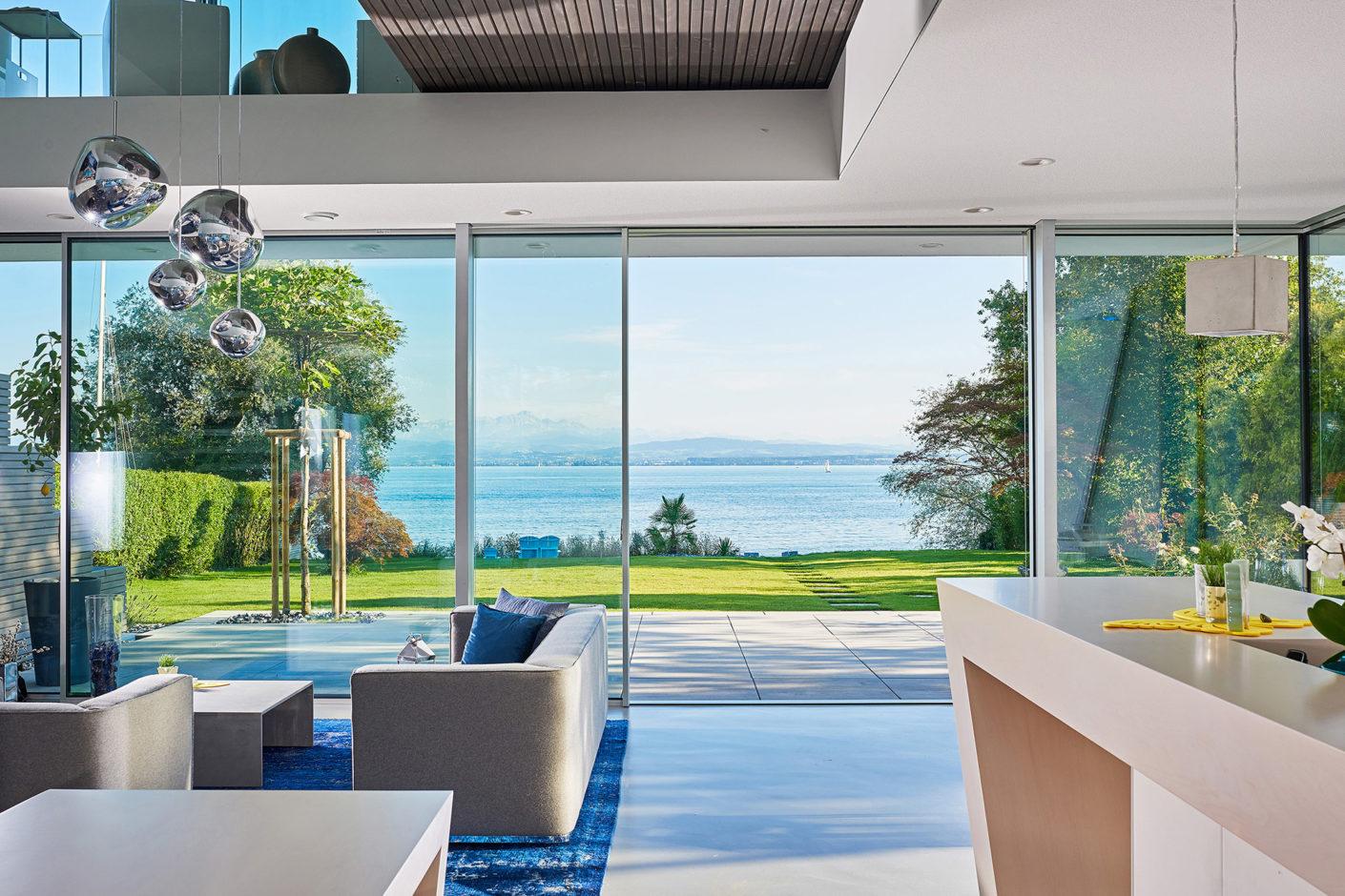 JS - Aluminium Windows in Hong Kong 香港優質鋁窗公司 – Cero by Solarlux - Sliding door,  滑動玻璃門