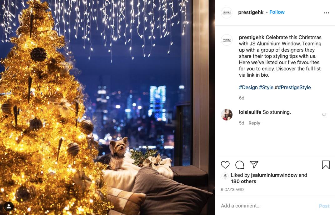 JS-window-press-Prestige-pursuits-christmas-2020-Instagram
