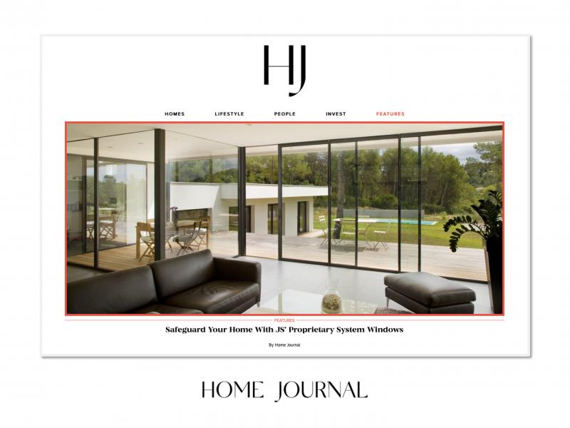 JS - Aluminium Windows in Hong Kong 香港優質鋁窗公司 - Home Journal article